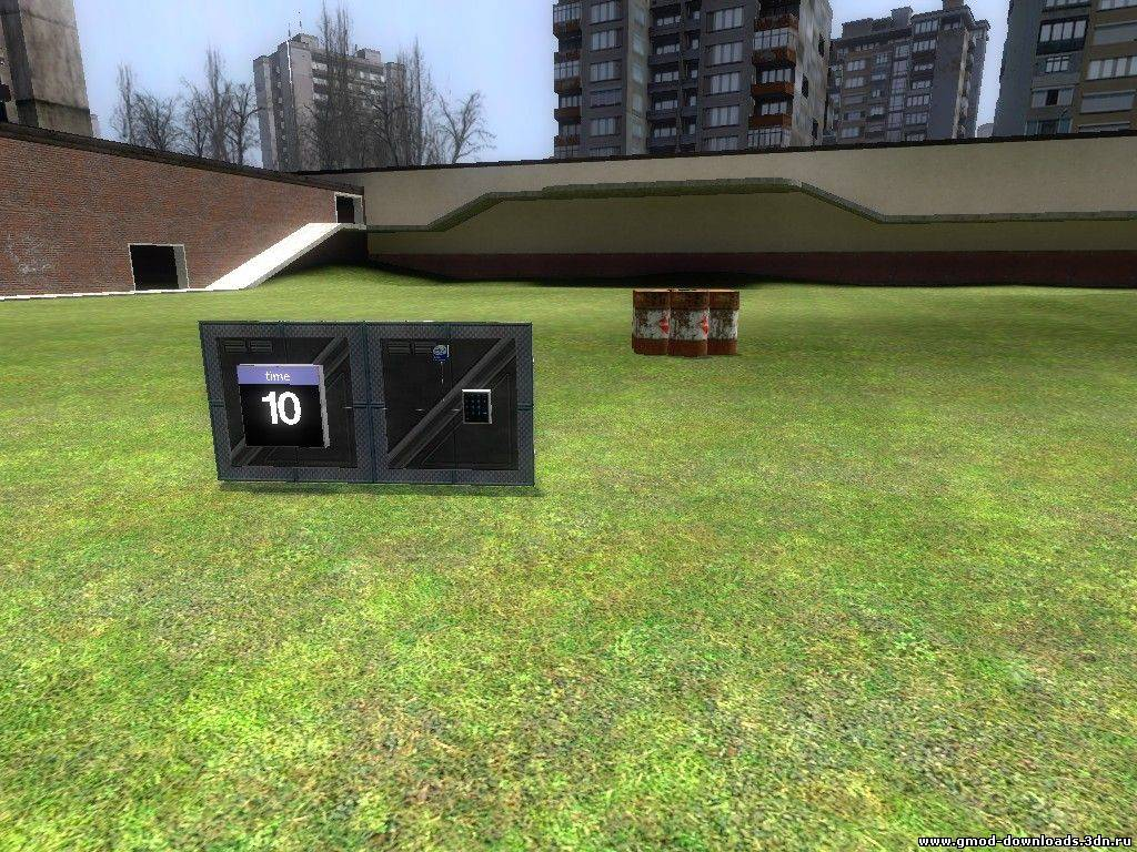 how to change gmod into terrortown gamemode